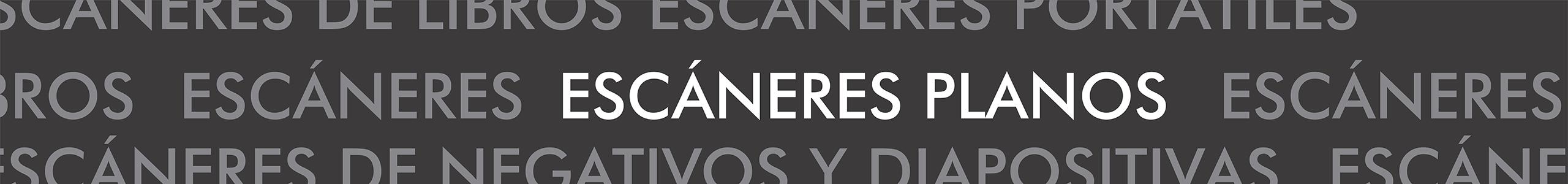 Escáneres portátiles