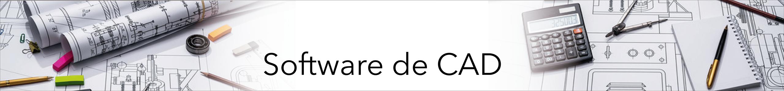 + Software de CAD