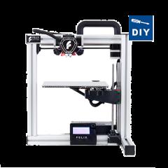 3D Printer Felix Tec 4  (Kit)  - Rojo
