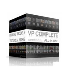 Vizpark Completo - 3Ds Max