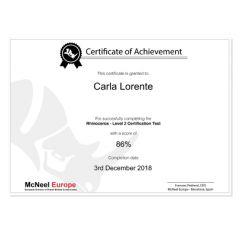 Examen de Certificación de Rhinoceros