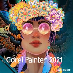 Corel Painter 2021 – Actualización