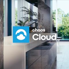 V-Ray Cloud - 1000 créditos