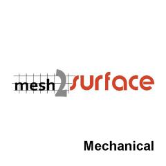 Mesh2Surface Mechanical