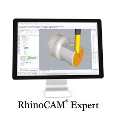 RhinoCAM-Mill Expert