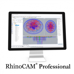 RhinoCAM-Mill Professional