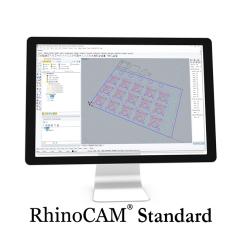 RhinoCAM-Mill Standard