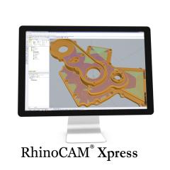 RhinoCAM-Mill 2019 - xPress