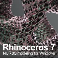 Rhinoceros 7 Windows - Versión evaluación