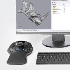 Rhinoceros 7 + 3Dconnexion SpaceMouse Pro Wireless