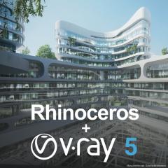 V-Ray + Rhinoceros Actualización