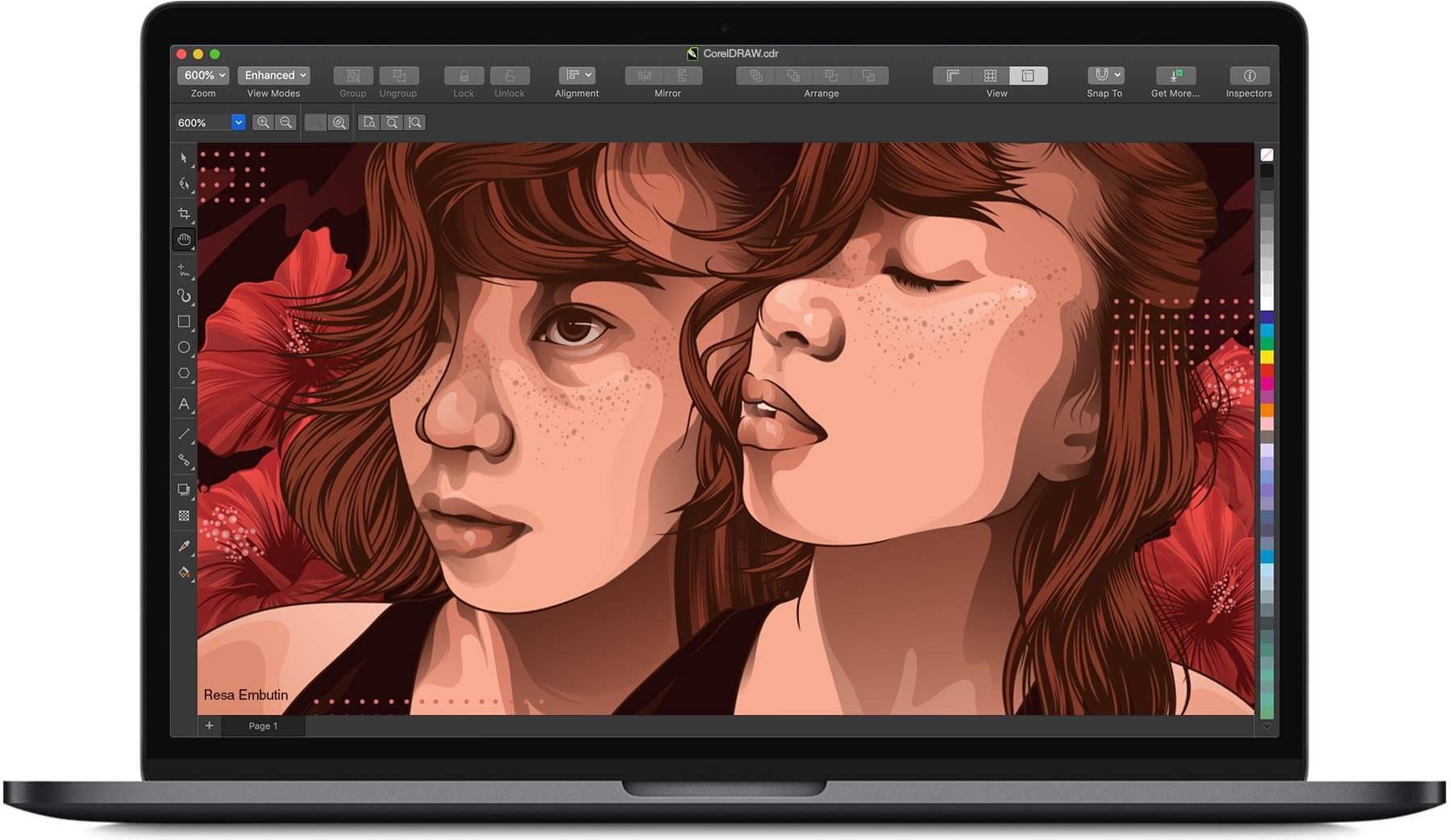 corel Draw para Mac