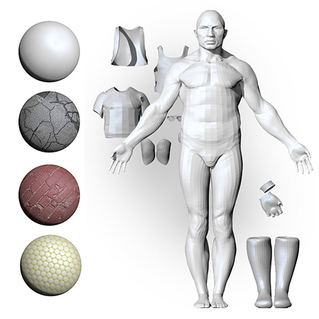 ZBrush Tools New Version