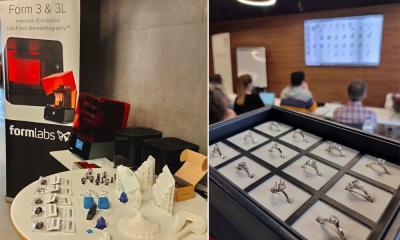 Encuentros Creativos en Icreatia: JOYERÍA 3D