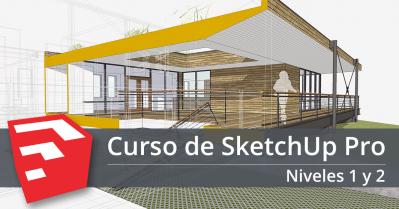 Curso SketchUp Pro en icreatia
