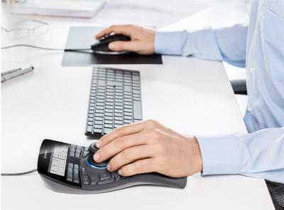 Razones por las que tener un 3D mouse si trabajas con CAD