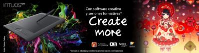 Create more con Intuos Pro