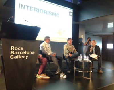 Desayunos de interiorismo en Roca Barcelona Gallery