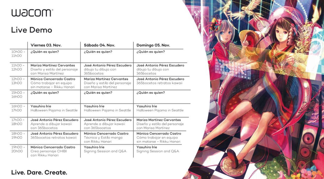 icreatia te invita al Salón del Manga Barcelona