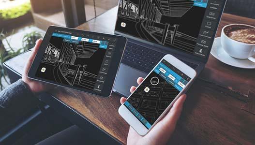 CorelCAD Mobile App